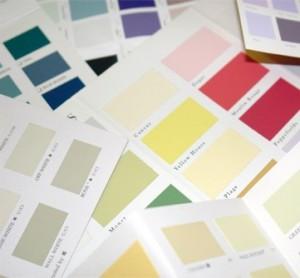 Interior Decorating Colour