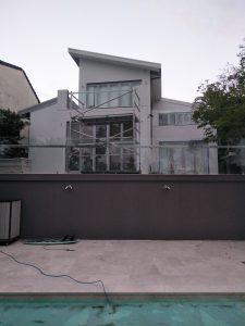 Bellevue Hill house painting